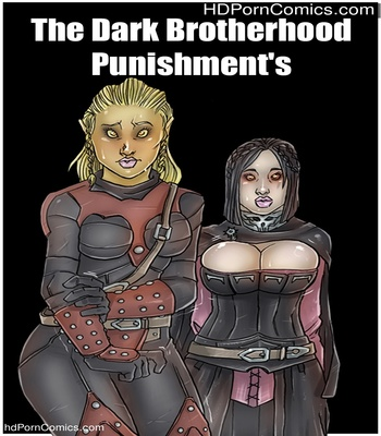 Porn Comics - The Dark Brotherhood Punishment's Sex Comic