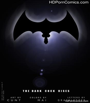 Porn Comics - The Dark Cock Rises Sex Comic