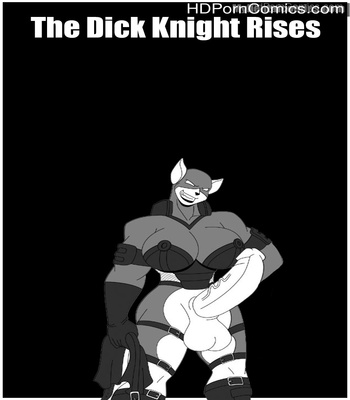 Porn Comics - The Dick Knight Rises Sex Comic