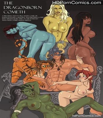 Porn Comics - The Dragonborn Cometh Sex Comic