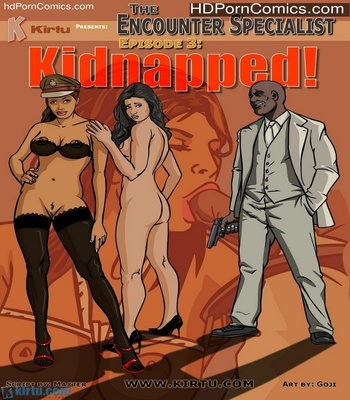 Porn Comics - The Encounter Specialist 3 – Kidnapped Sex Comic