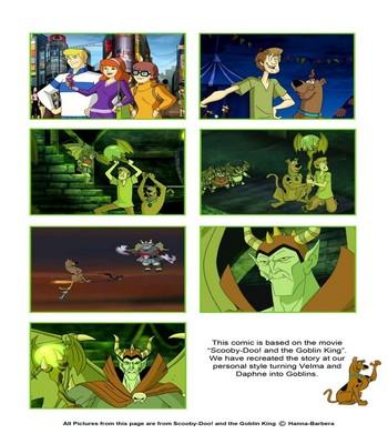 The Goblin King Sex Comic