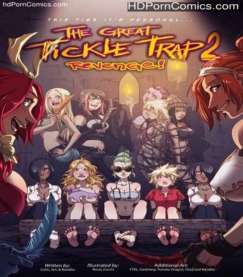 Porn Comics - The Great Tickle Trap 2 Sex Comic