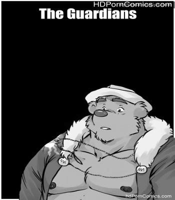 Porn Comics - The Guardians Sex Comic