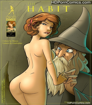 Porn Comics - The Habit Sex Comic