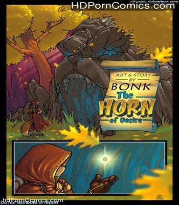 Porn Comics - The Horn Of Desire Sex Comic