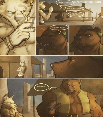 The Horse With No Name Sex Comic sex 10