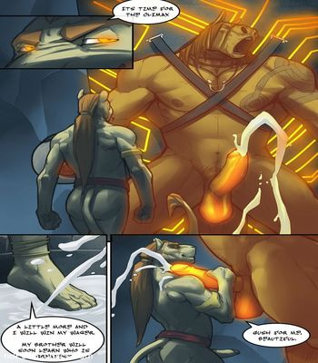 The Horse With No Name Sex Comic sex 7