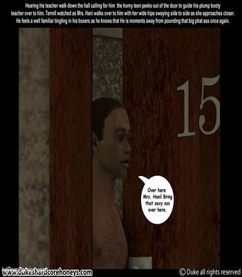 Mrs Hani 1 - The Hotel Visit 3 free sex comic