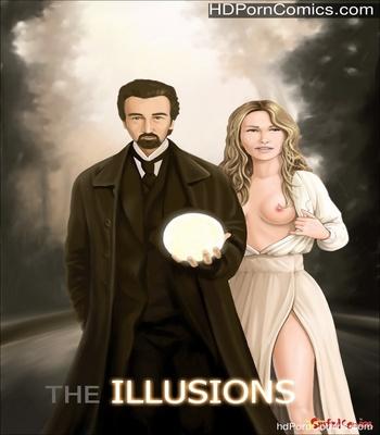Porn Comics - The Illusions Sex Comic