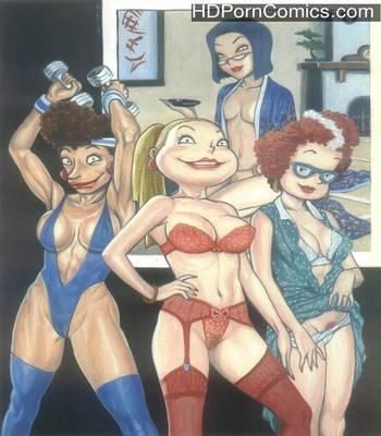 Porn Comics - The Incest Diaries Sex Comic