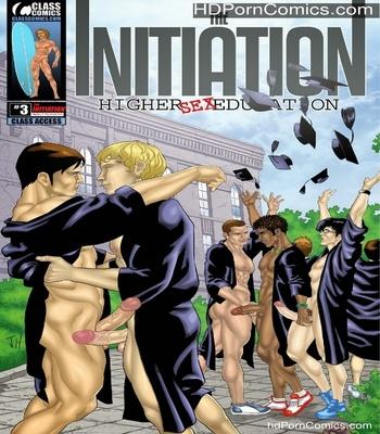 Porn Comics - The Initiation 3 Sex Comic