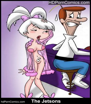 Porn Comics - The Jetsons Sex Comic
