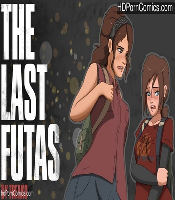 Porn Comics - The Last Futas Sex Comic