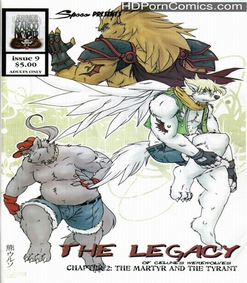 Porn Comics - The Legacy Of Celune's Werewolves 2 Sex Comic