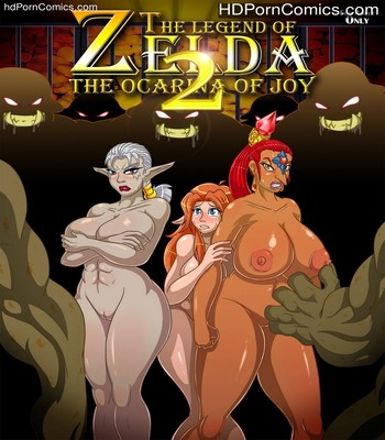 Porn Comics - The Legend Of Zelda – The Ocarina Of Joy 2 Sex Comic