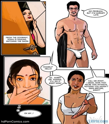 The Maid - Their Need, Her Pleasure 27 free sex comic
