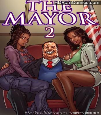 Porn Comics - The Mayor 2 Sex Comic