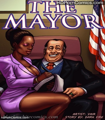 Porn Comics - The Mayor 1 Sex Comic