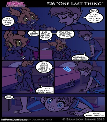 The Monster Under The Bed 1 - A Thief In The Night 27 free sex comic