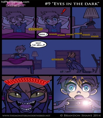 The Monster Under The Bed 1 - A Thief In The Night 8 free sex comic