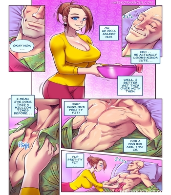 The Naughty In-Law 1 - Zero 6 free sex comic