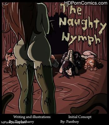 Porn Comics - The Naughty Nymph Sex Comic