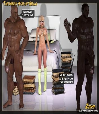 The Nerdy Side Of Bella Sex Comic