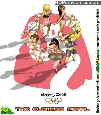 Porn Comics - The Olympic Pearl Sex Comic