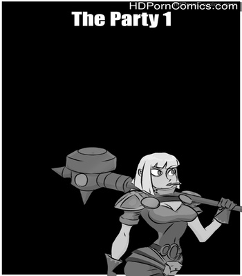 Porn Comics - The Party 1 Sex Comic