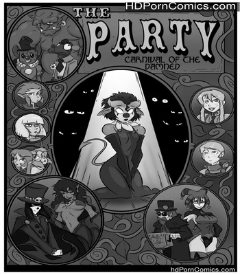 Porn Comics - The Party 4 – Carnival Of The Damned Sex Comic