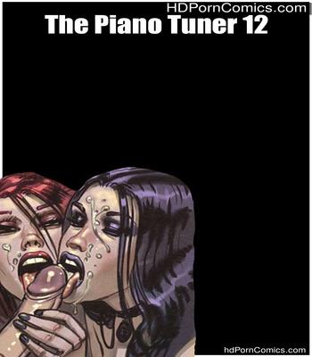 Porn Comics - The Piano Tuner 12 Sex Comic