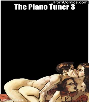 Porn Comics - The Piano Tuner 3 Sex Comic