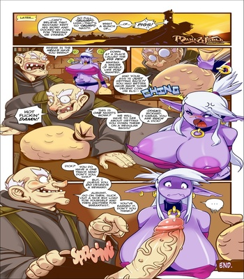 The Pig Pen 22 free sex comic
