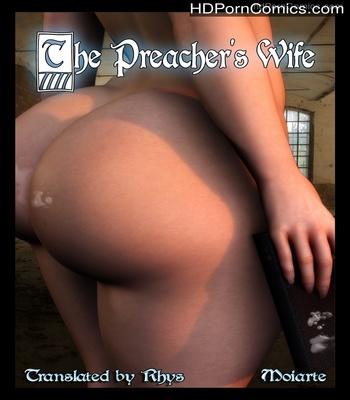 Porn Comics - The Preacher's Wife 1 Sex Comic