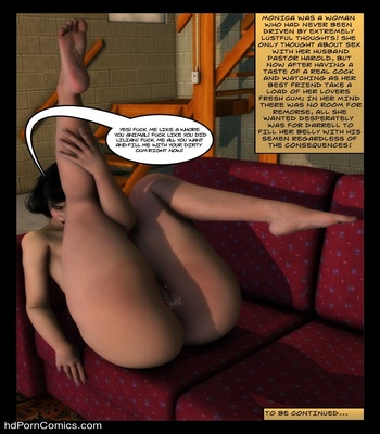 The Preacher's Wife 1 Sex Comic
