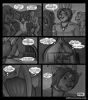 The Prince's Pawn Sex Comic