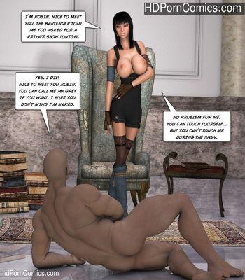 Porn Comics - The Private Show Sex Comic