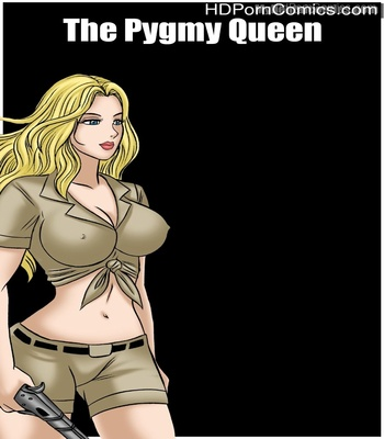 Porn Comics - The Pygmy Queen Sex Comic