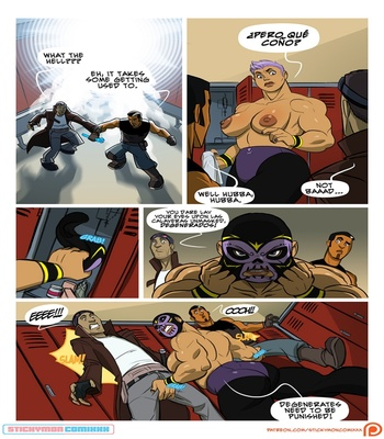 The Quantum Mechanic - Dirty Discipline 5 free sex comic