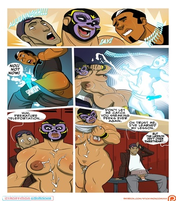 The Quantum Mechanic - Dirty Discipline 8 free sex comic