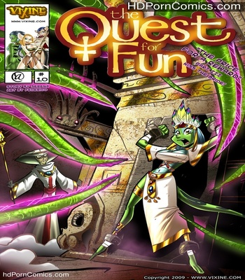 Porn Comics - The Quest For Fun 10 – The Price For A Reward Part 3 Sex Comic