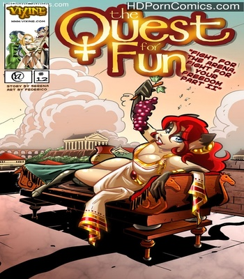 Porn Comics - The Quest For Fun 12 – Fight For The Arena, Fight For Your Freedom Part 2 Sex Comic
