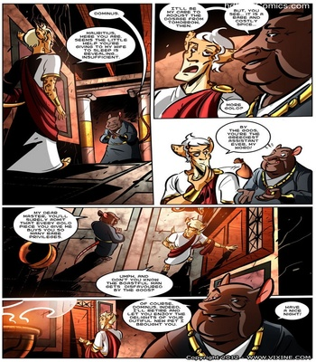 The Quest For Fun 13 - Fight For The Arena, Fight For Your Freedom Part 3 22 free sex comic