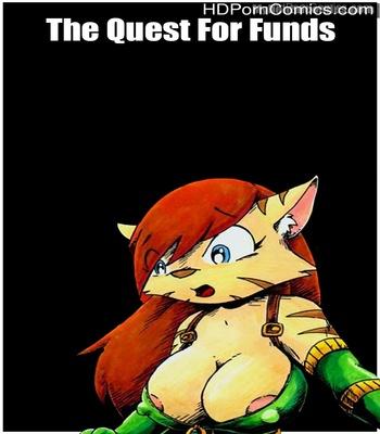 Porn Comics - The Quest For Funds Sex Comic