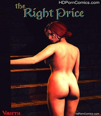 Porn Comics - The Right Price Sex Comic