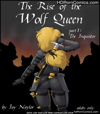 Porn Comics - The Rise Of The Wolf Queen 1 – The Inquisitor Sex Comic