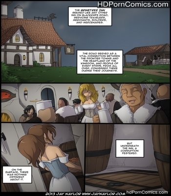 Porn Comics - The Rise Of The Wolf Queen 2 – The Usurper Sex Comic
