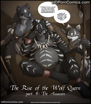 Porn Comics - The Rise Of The Wolf Queen 4 – The Assassin Sex Comic