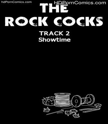 Porn Comics - The Rock Cocks 2 – Showtime Sex Comic
